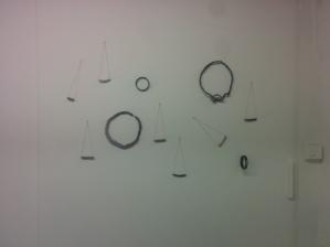 Aeris Jewellery at the Grennan Mill Graduate Show