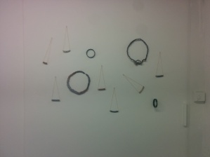 Aeris Jewellery at the Grennan Mill Graduate Show